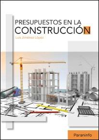 presupuestos en la construcción libro construcción 780 37 en