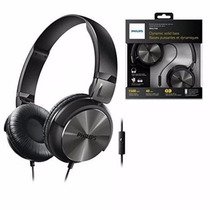 Philips Auriculares Dynamic Solid Bass Último Oferta