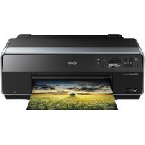 Impressora Epson Stylus Photo R3000 A3 Nova Na Caixa Zerada!