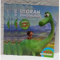 10 Libro Colorear 16 Pag Un Gran Dinosaurio Premio Fiestas