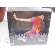 Madonna (cd Nuevo 2005) Confessions On A Dance Floor