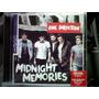One Direction. Midnight Memories. Cd Original Nuevo