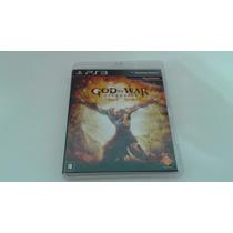 God Of War Ascension --semi-novo-- Playstation 3