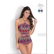 Yamiel Trikini Top Estilo Americano Triquini Mallas 2017