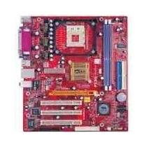 Placa Mãe Pcchips P25g Pentium/celeron Lga 478 Cod 48