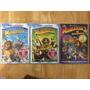 3 Dvds Filmes - Madagascar 1, 2 & 3 C/ Adesivos - Lacrados!!