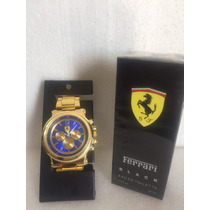 Kit: Perfume Masculino + Relógio Masculino 2 Em 1 Barato