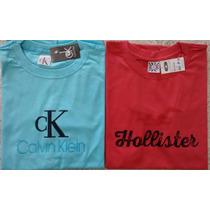 Kit 10 Camiseta Camisa Calvim Klaim Oakley Ax Cavalera Billa