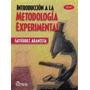 Libro: Introducción A La Metodología Experimental - Pdf