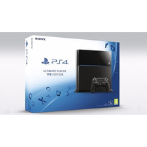 Playstation 4 Ps4 1216b 1tb - Novo - Pronta Entrega