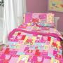 Juego Sabanas Infantiles Piñata. Hello Kitty, Barbie, Minnie