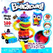 Brinquedo De Montar Quebra Cabeça 3d Infatil Bunchouns 200 P
