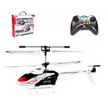 Mini Helicóptero Pegasus + Giroscópio + Controle Remoto