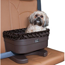 Asiento Para Mascota Vehículo Canastilla Perro Gato Pet Gear