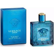 Versace Eros 100ml Caballero Original 100%