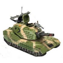 Tanque De Guerra P/ Figuras Tipo Gijoe C/ Luz Sonido Misiles