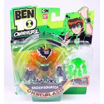 Ben 10 Personajes Con Figura De Gel Y Accs Bunny Toys