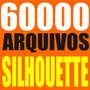 Super Kit Loja, Srapbook, Silhouette 60000 Arquivos