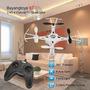 Bayangtoys X7 Rc Mini Rtf Drone Vuela Platillo Avión