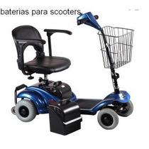 Bateria Scooter Izzy Go 3 Y 4 Ruedas