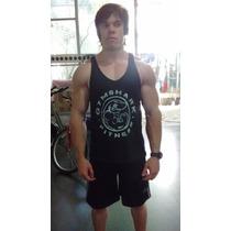 Combo 4 Musculosas Gym Sudaderas Culturistas Fitness Valknut