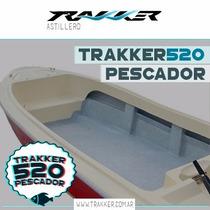 Lancha Trakker 520 Pescadora