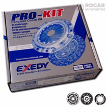 Kit Clutch Honda Civic Si 2.0 Lts 2007 - 2009 6 Vel. Exedy