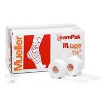 Mueller Cinta M Tape Caja 32 Rollo 3.8cm X 14m Tela Adhesiva