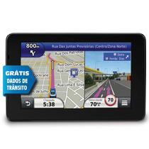Gps Automotivo Nüvi Tela 5 Polegadas Bluetooth 3560lt Garmin