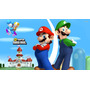 Painel Decorativo Infantil Lona Super Mario Bros 1,4m X 1m