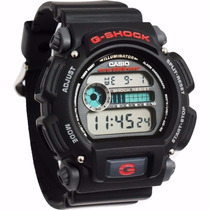 Relogio Casio G-shock Dw9052-1v Alarme Cronometro Wr 200 Mts