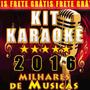 Kit Karaoke 2016 - Cante 10.000+ Músicas / Frete Grátis 12x