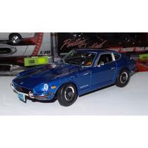 1:18 Datsun 240z 1971 Azul Maisto Nissan