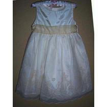 Hermoso Vestido De Niña Para Bautizo O Fiestas Importado