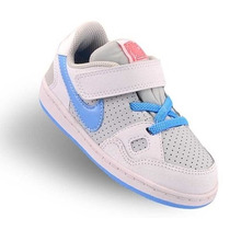 Zapatillas Nike Son Of Force (tdv) Niños Abrojos Bebes Unica