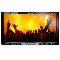 Dvd 2 Din Pioneer Avh - 5880tv Bt Central Multimidia Mixtrax