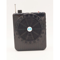 Amplificador Voz Megafone Microfone Aula Palestra Professor
