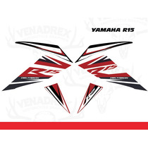 Calcomanias Stickers Yamaha R15