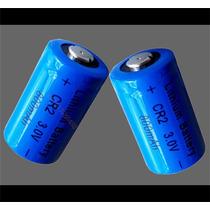 1 Pilha Bateria 3v Cr2 Lithium Photo, Filmagem, Micro 800mah