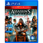 Assassins Creed Syndicate Ps4 - Midia Fisica - Em Portugues!