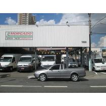 Saveiro Cl 1.6 - 2002 - Gasolina - Super Conservada - Cinza