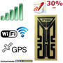 Booster Melhora Sinal De Internet Celular Gps P Tuneis A69