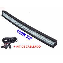Barra De Luces Led Universal 32 Pulgadas 180 W 10800 Lumenes
