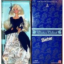 Barbie Collector Winter Velvet