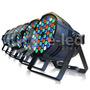 Kit 6 Uni Led Par 64 Rgbw 54 Leds De 3w Dmx, Strobo, Digital