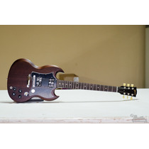 Guitarra Gibson Sg Americana Special Worn Brown Com Bag