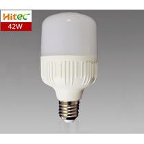Kit10 Lâmpada Ultra Led Alta Potência E27 42w 6400k Bivolt