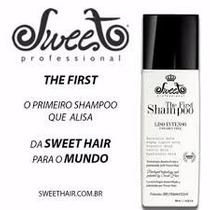 Shampoo Alisante Progressiva The First Sweet Hair 300ml