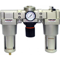 Filtro Regulador Y Lubricador Para Aire De 1 Pulg A5000