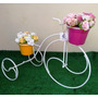 Suporte Para Vaso Bicicleta Decorativa Varanda E Jardim Gran